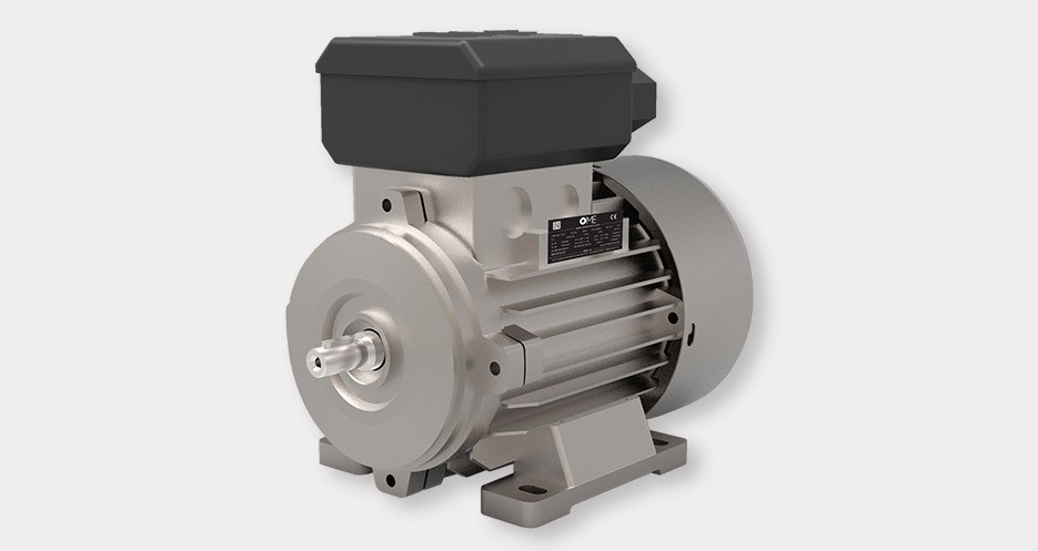 Асинхронный однофазный двигатель OMM2