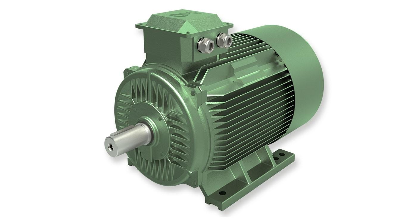 Электродвигатели IE4 Super Premium