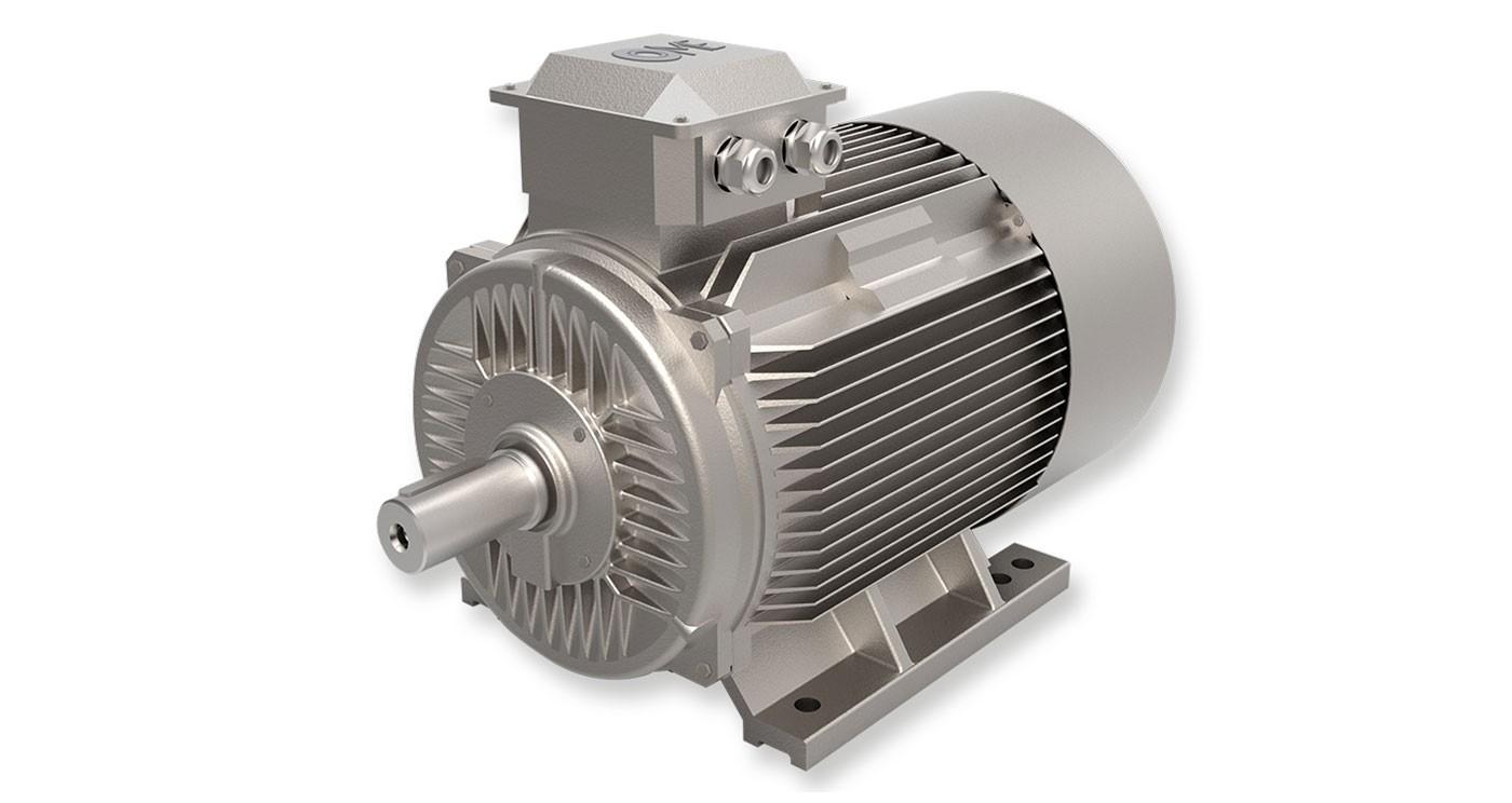 Высокоэффективные Электродвигатели IE2