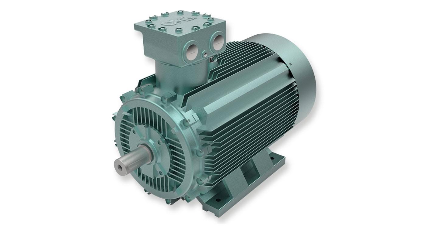 Электродвигатели OMEX низкого напряжения