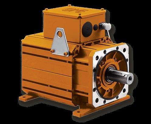 Синхронные серводвигатели