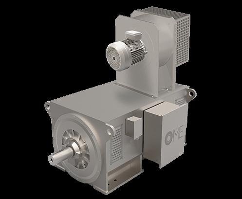 Двигатели постоянного OMDC