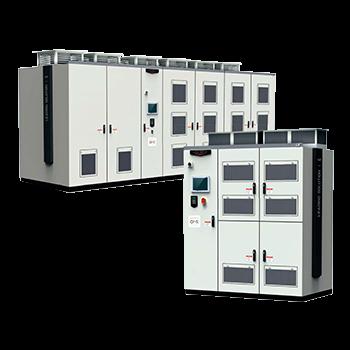 Инвертор среднего напряжения LSMV-M1000
