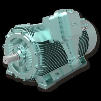 Электродвигатели OMEX Высокого Напряжения