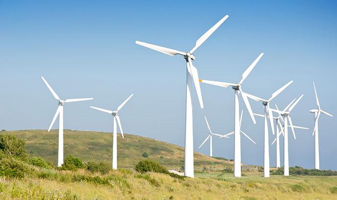 Генерация Ветровой Энергии: Узнайте Больше Об Электродвигателях OME, Предназначенных Для Данной Отрасли Промышленности