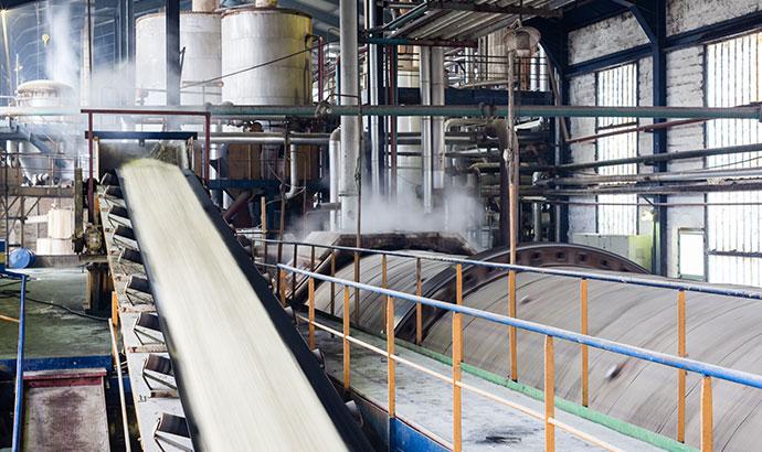 Эффективные Электровигатели, Адаптированные Для Сахарных Заводов