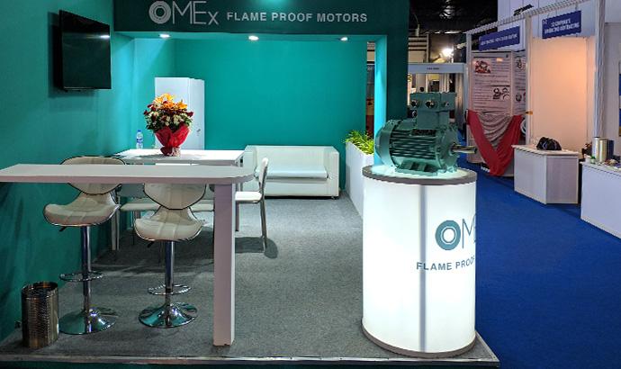 Oil & Gas World Expo Mumbai 2020: Компания OME Motors принимает участие в выставке в Индии.